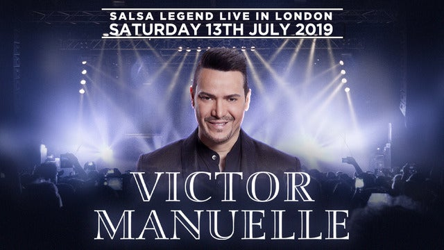 Victor Manuelle Brixton Academy Seating Plan