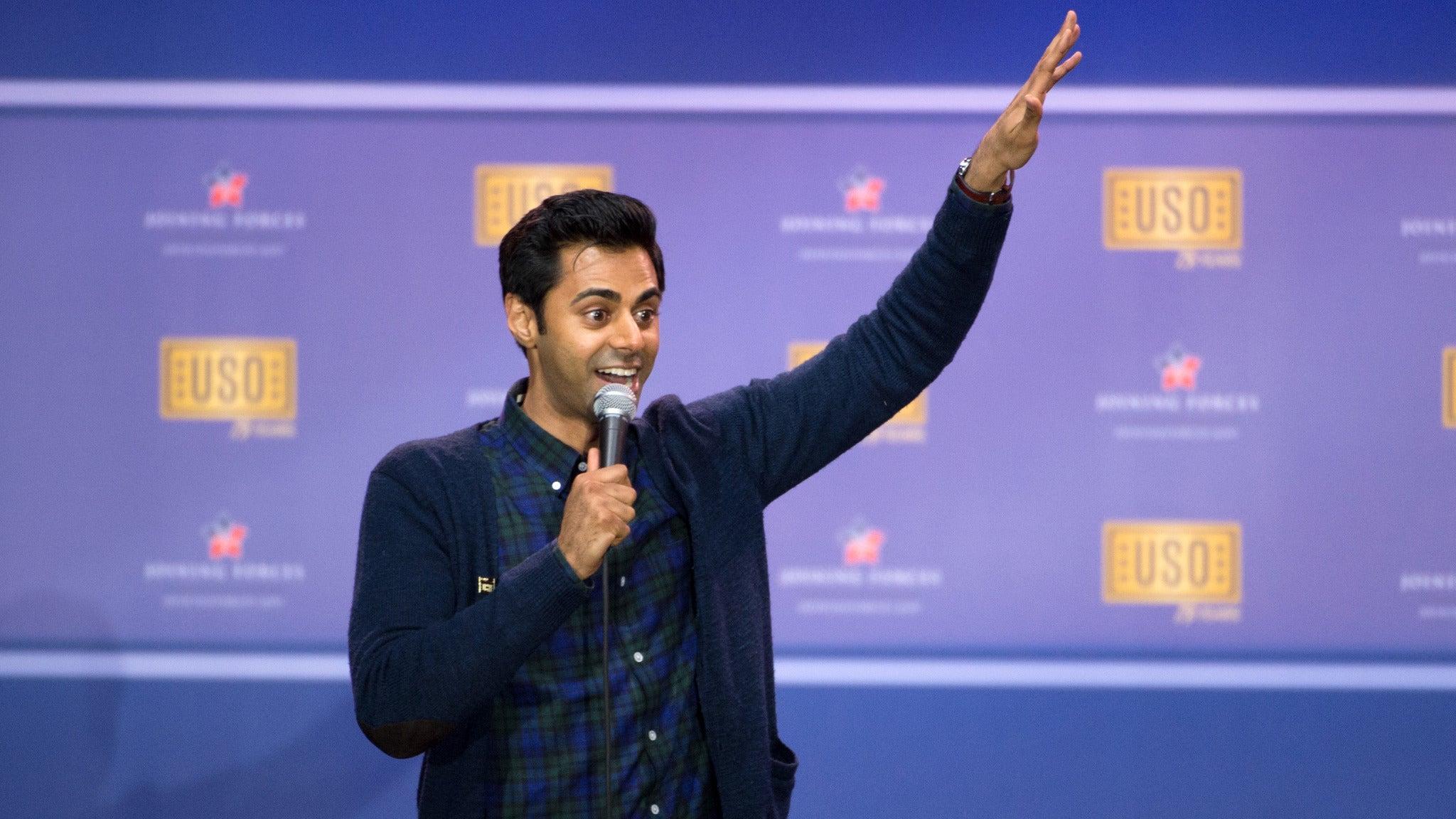 Hasan Minhaj: Homecoming King at Liberty Hall