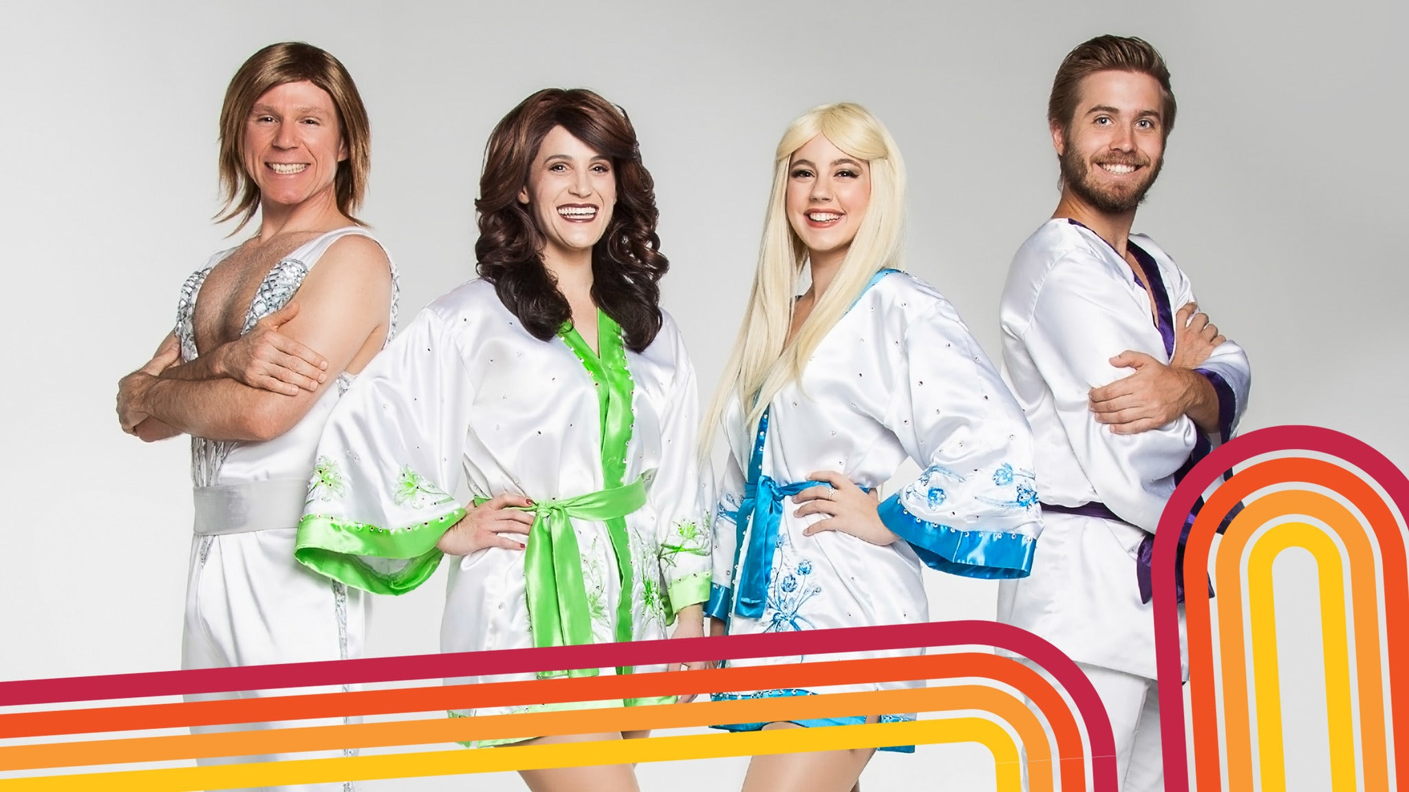 ABBAFAB - ABBA Tribute at Suquamish Clearwater Resort Lawn
