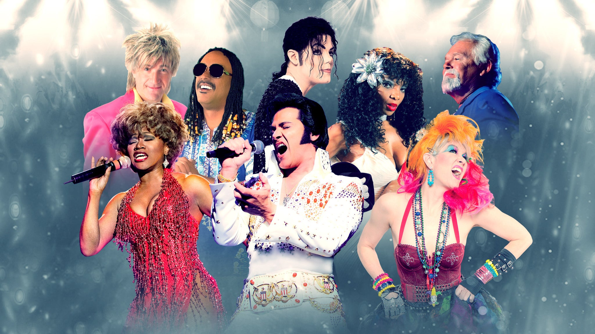 Legends In Concert Holiday Show - Mashantucket, CT 06355