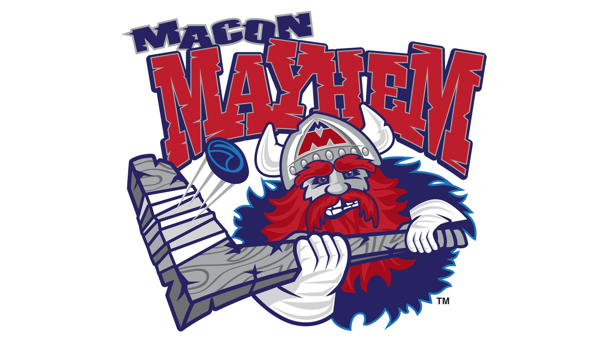 Macon Mayhem vs Pensacola Ice Flyers