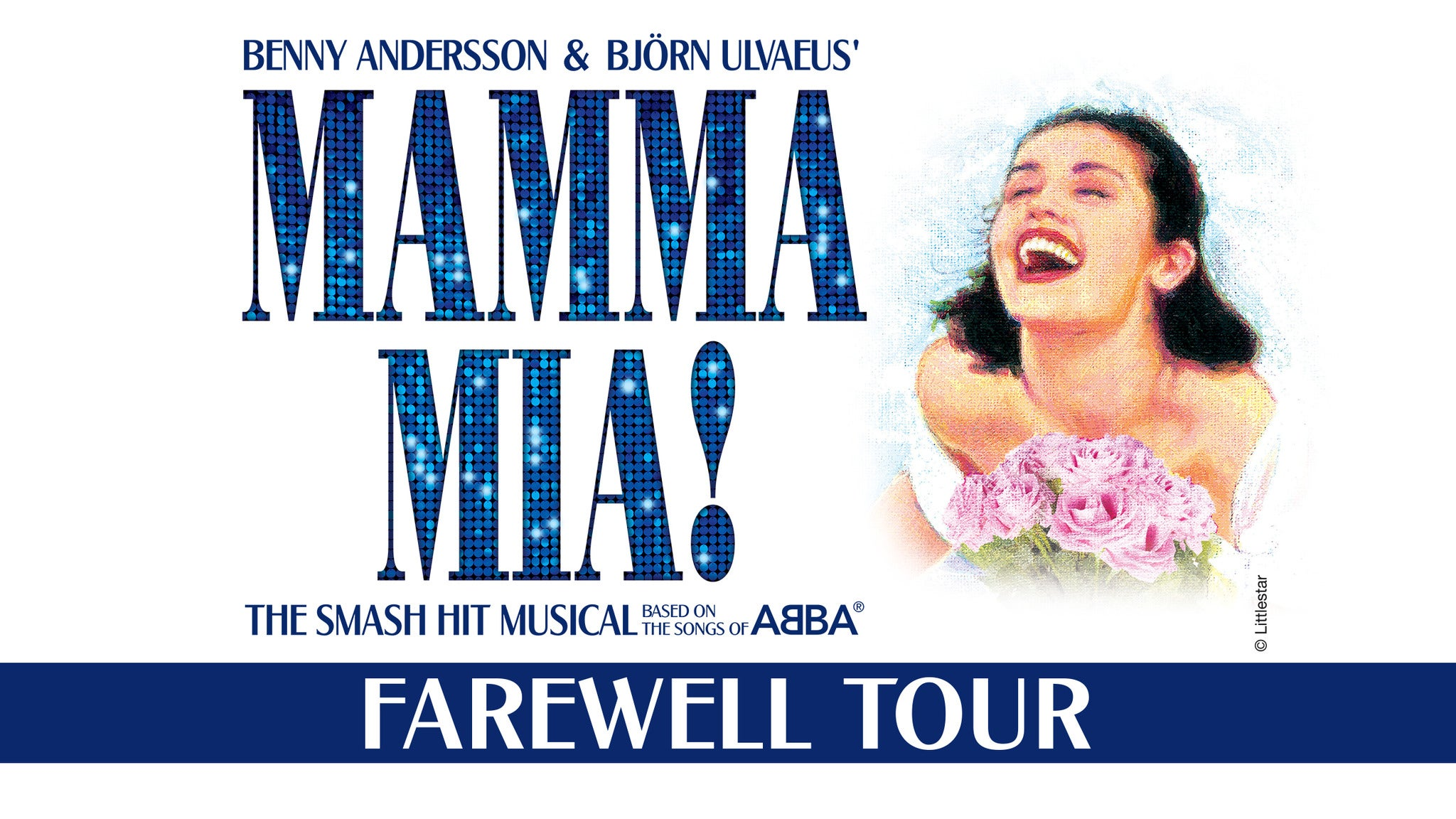 Mamma Mia! at Indiana University Auditorium