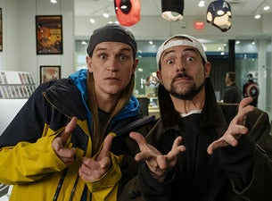 Jay & Silent Bob Reboot Roadshow with Jason Mewes and Kevin smith