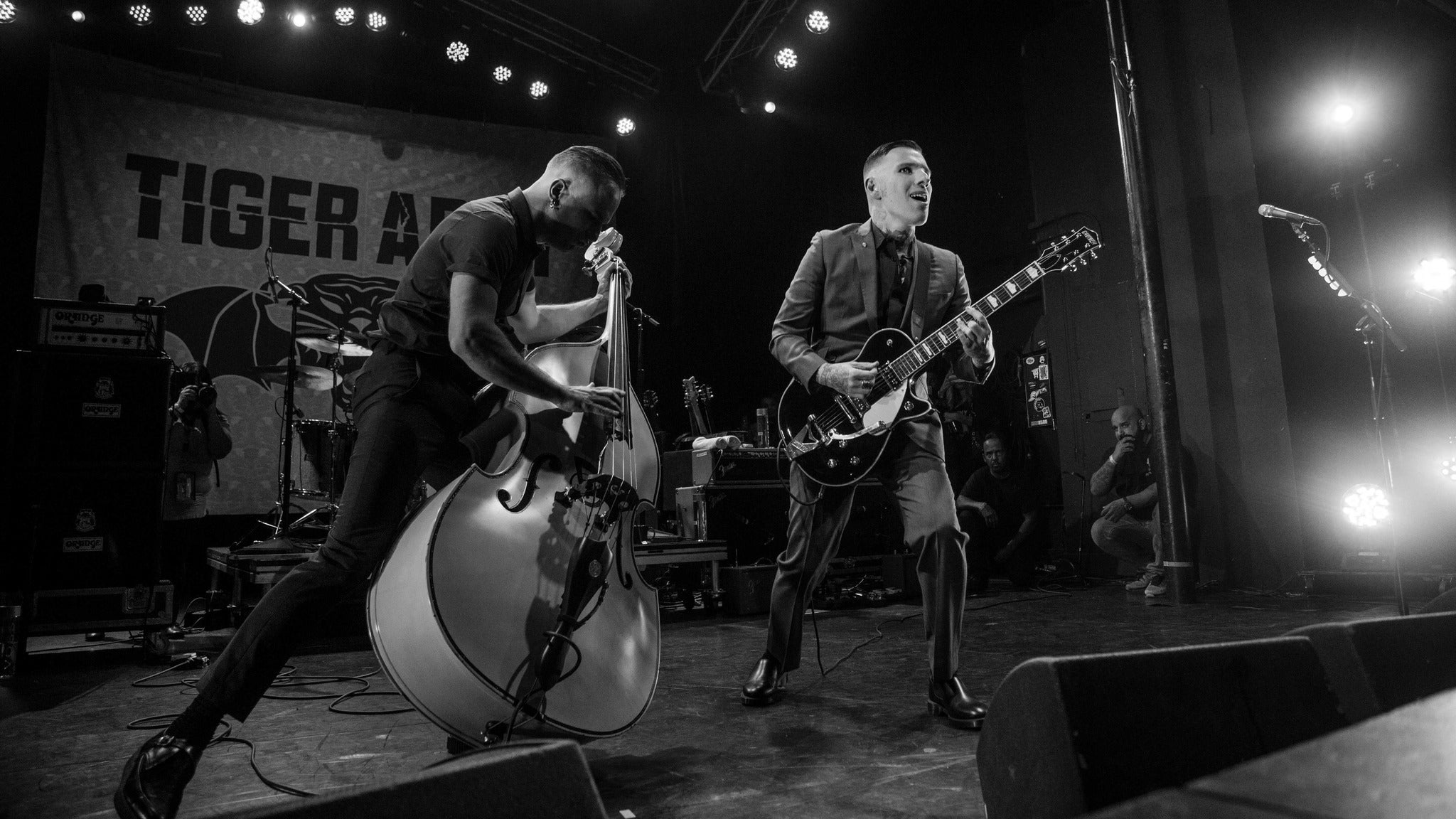 TIGER ARMY : MURDER BY DEATH at Ace of Spades