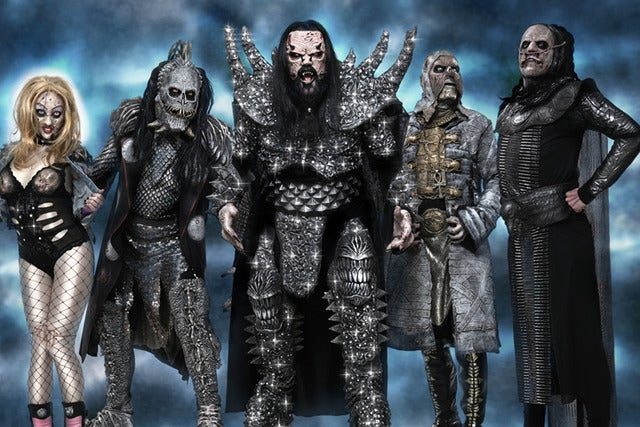 Lordi tickets (Copyright © Ticketmaster)