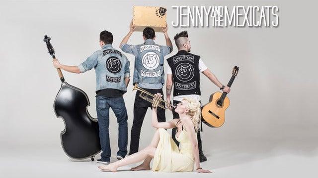 Jenny & the Mexicats, Bang Data, Tesuque Revolt