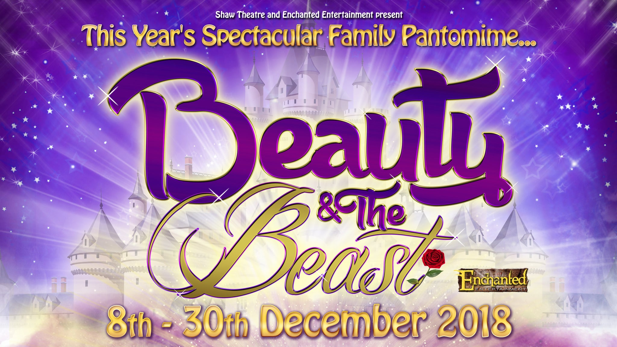 Beauty And The Beast at Stages - Lester and Sue Smith Stage