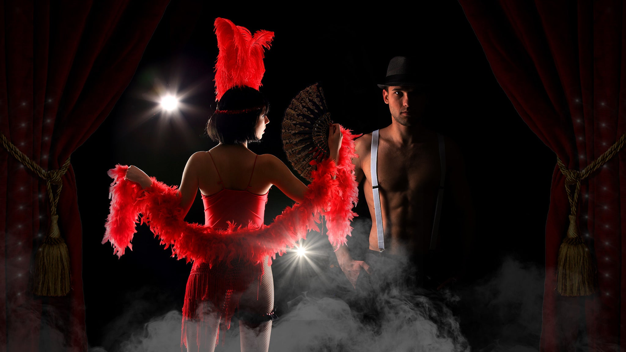 Burlesque & Brunch: Moulin Rouge