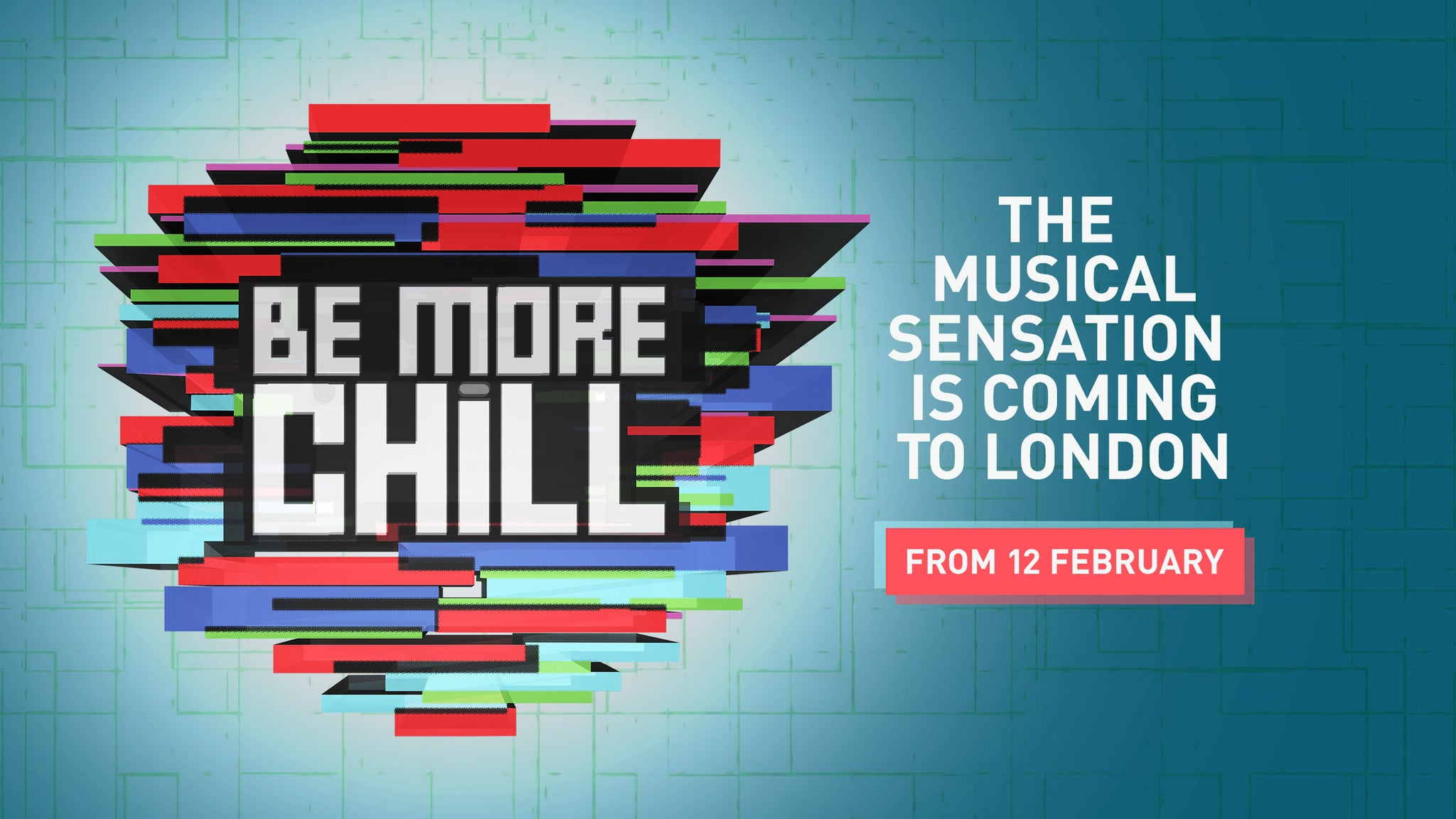 Be More Chill Event Title Pic