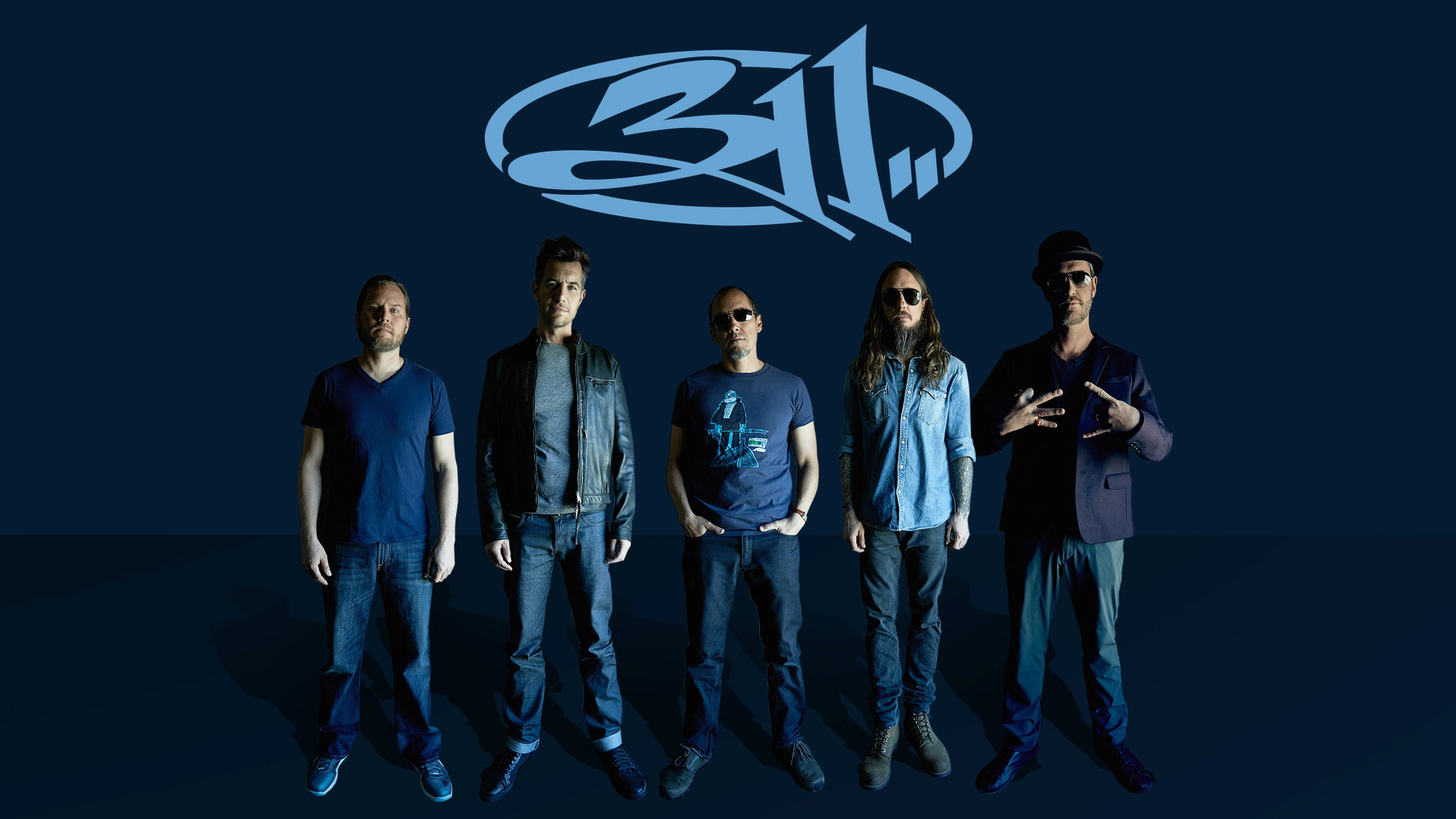 311 at Blue Hills Bank Pavilion