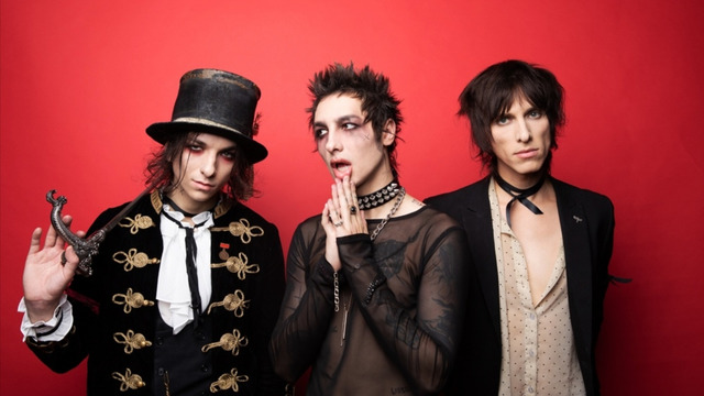 The Noise & Ones To Watch Present Palaye Royale