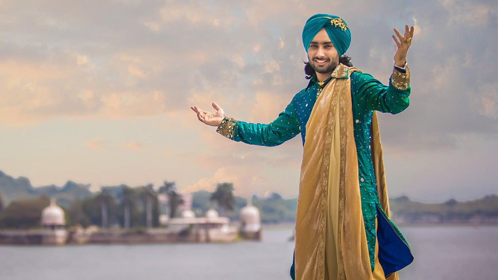 Satinder Sartaaj Live In Concert at Bob Hope Theatre