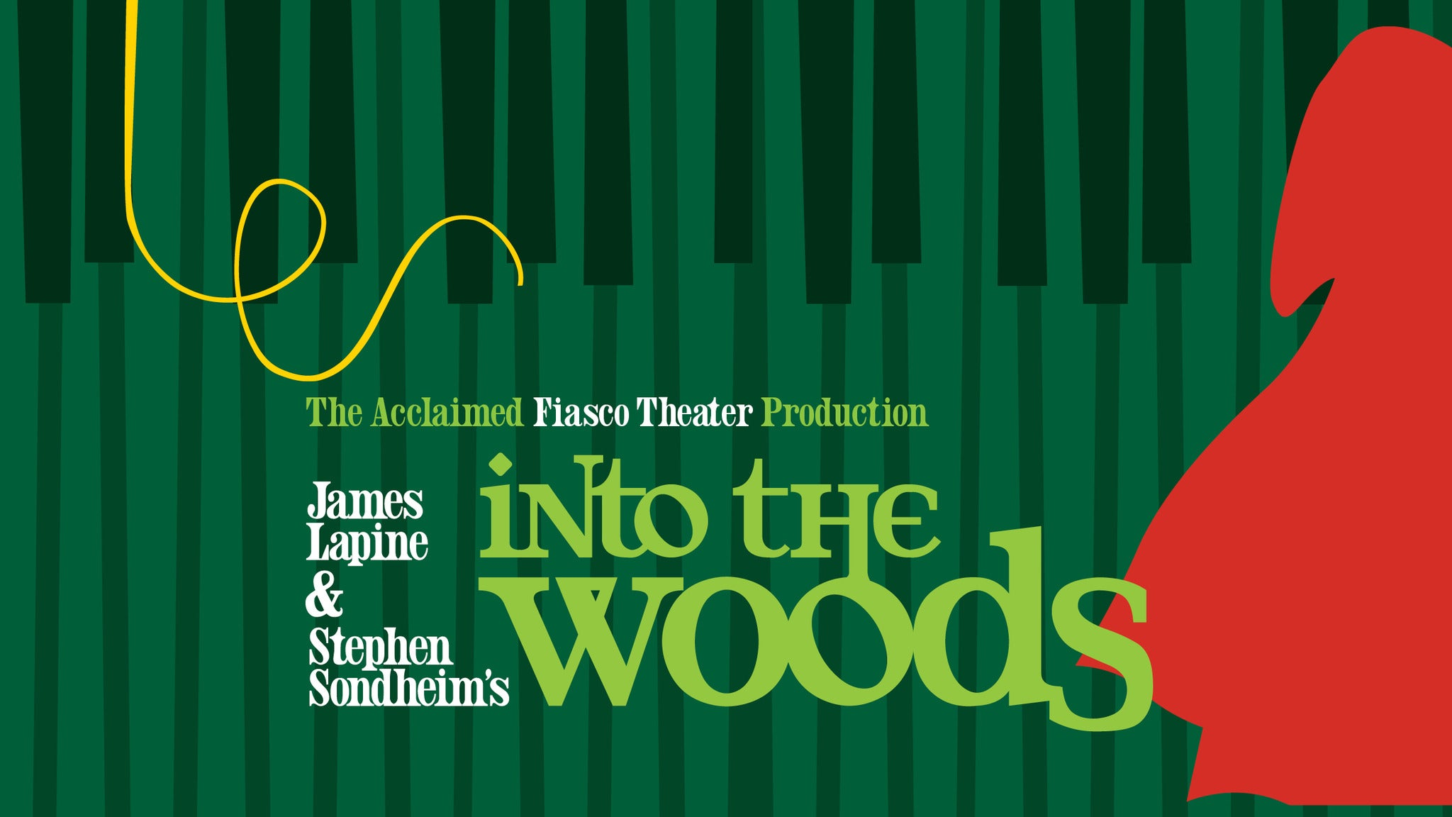 Into the Woods at Indiana University Auditorium