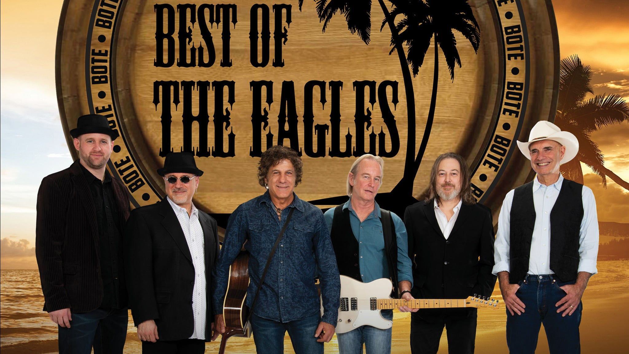 Best Of The Eagles at The Wellmont Theater