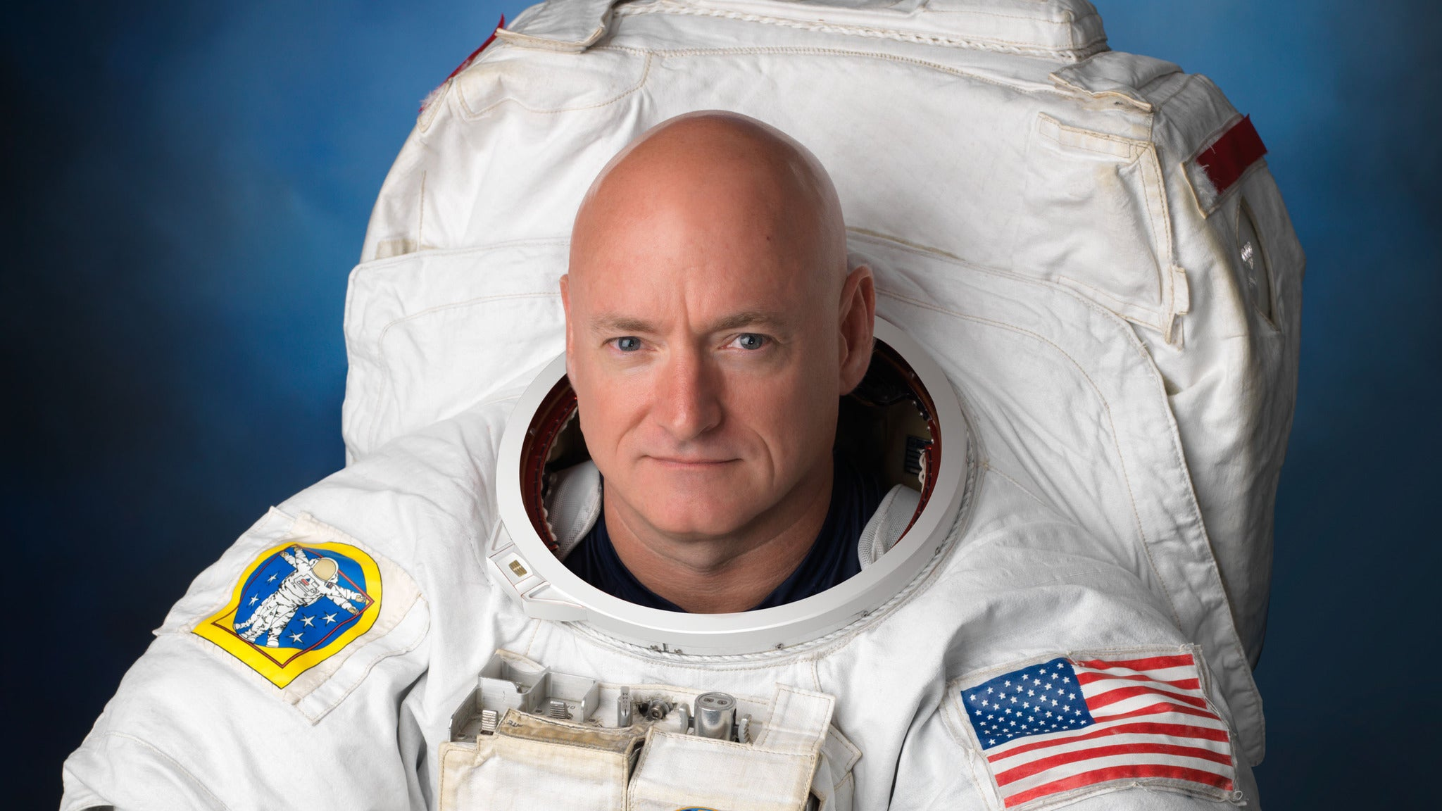 Captain Scott Kelly at Arvest Bank Theatre at The Midland