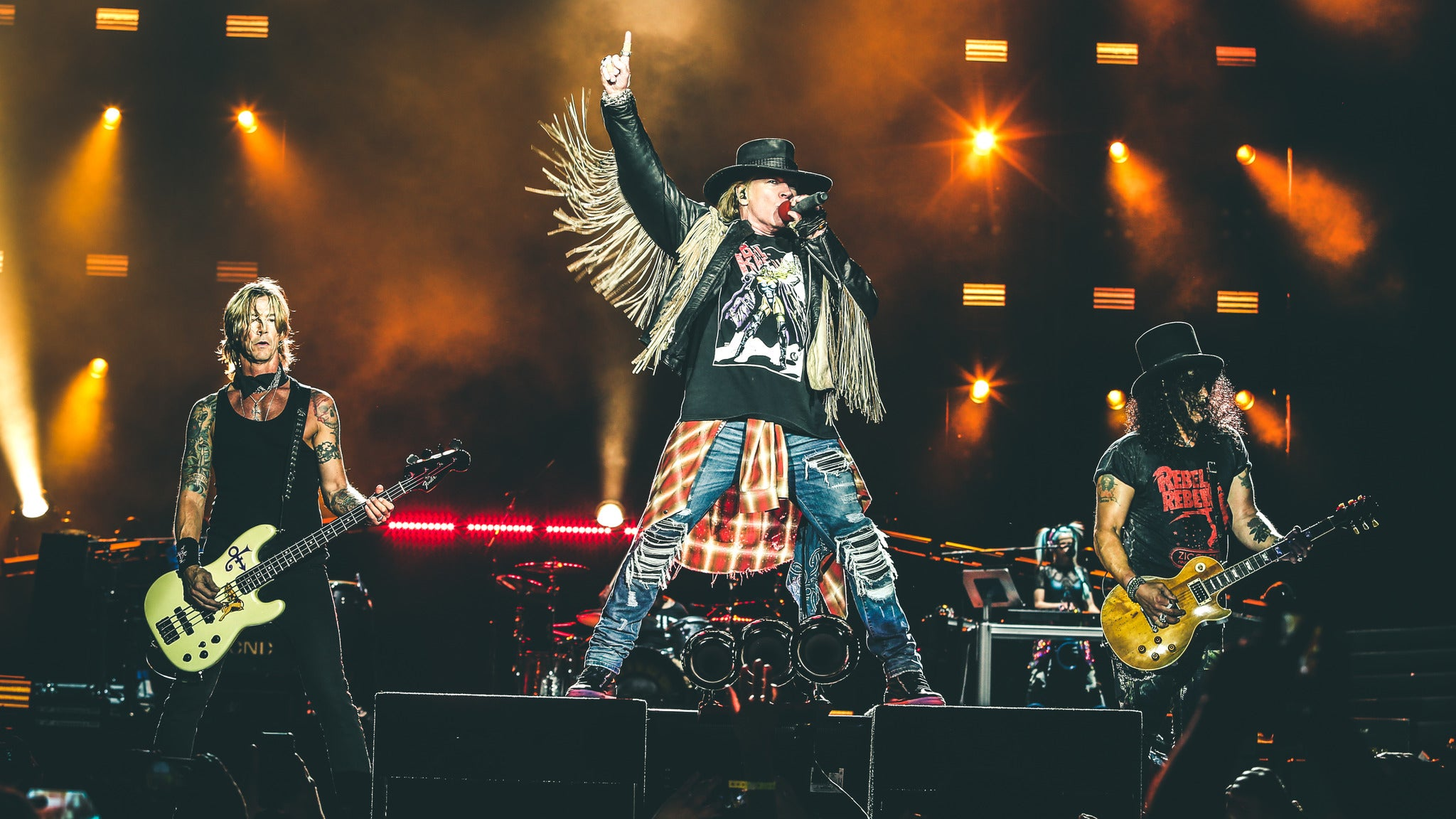 Guns N' Roses 2020 Tour at DICK'S Sporting Goods Park - Commerce City, CO 80022