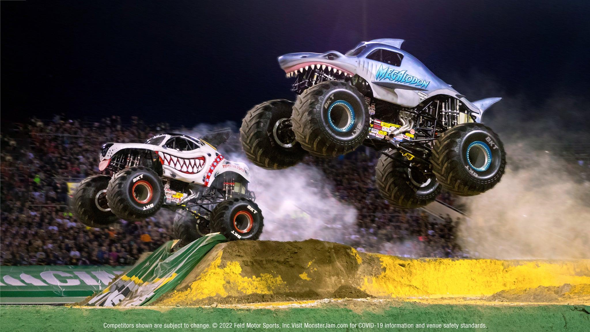 Monster Jam at Capital One Arena - Washington, DC 20004