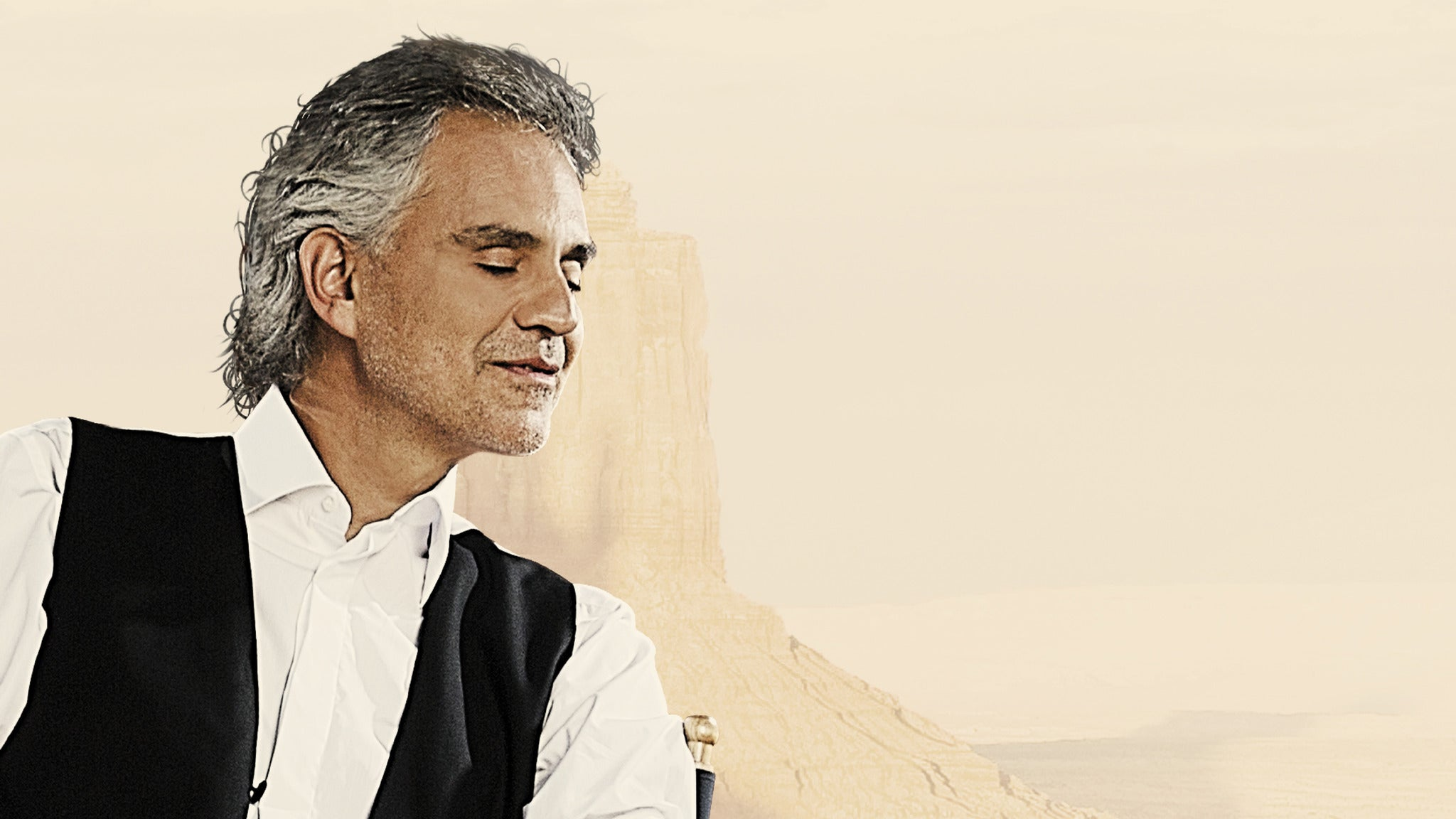 Andrea Bocelli at BB&T Center - Sunrise, FL 33323