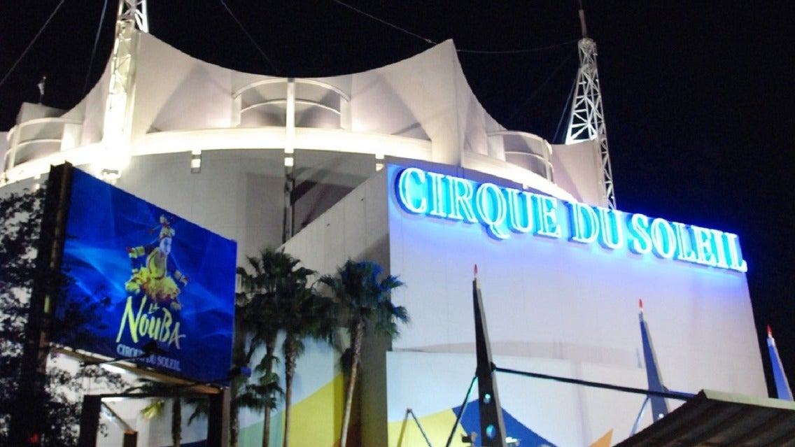 SORRY, THIS EVENT IS NO LONGER ACTIVE<br>Cirque du Soleil: La Nouba - Orlando, FL 32830