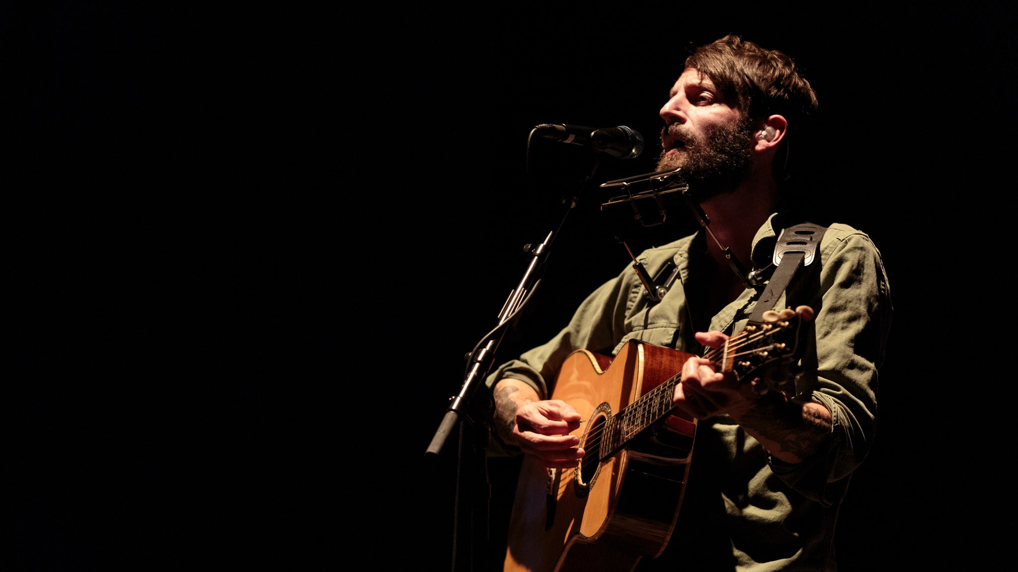 Ray LaMontagne: Just Passing Through at Hershey Theatre