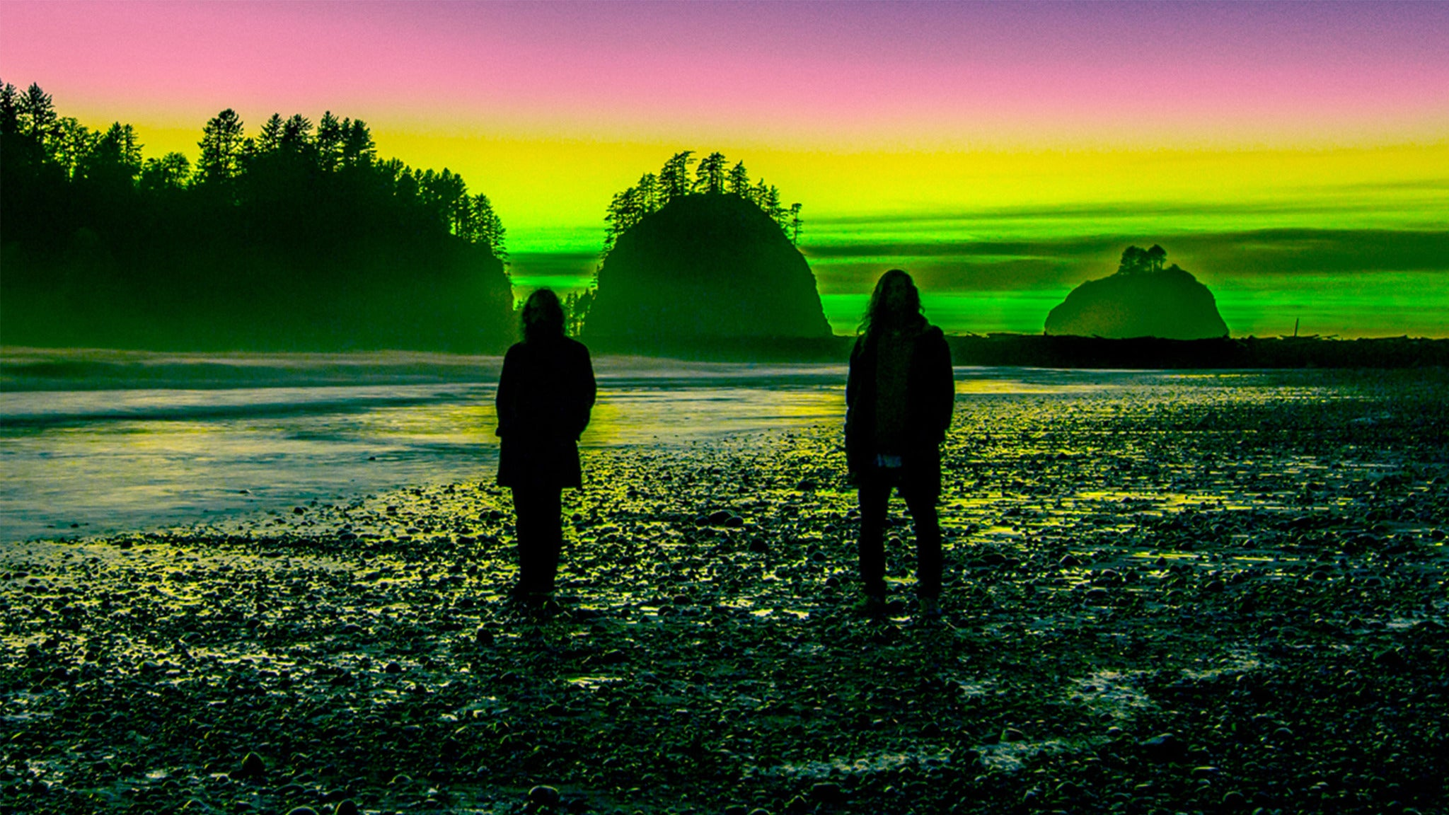 Hippie Sabotage at Tricky Falls Theater