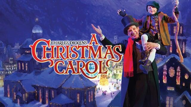 A Christmas Carol live