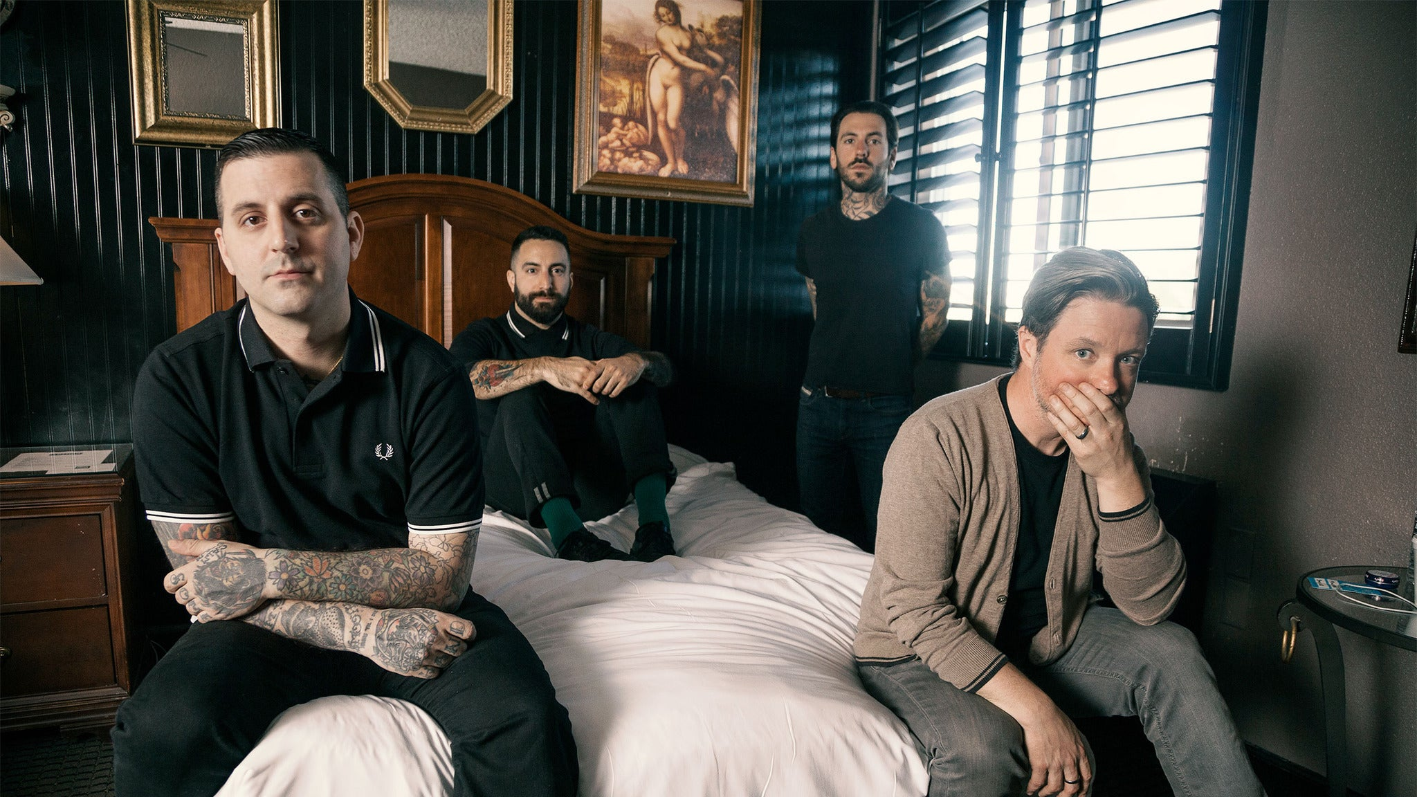 Bayside & Say Anything at The Masquerade