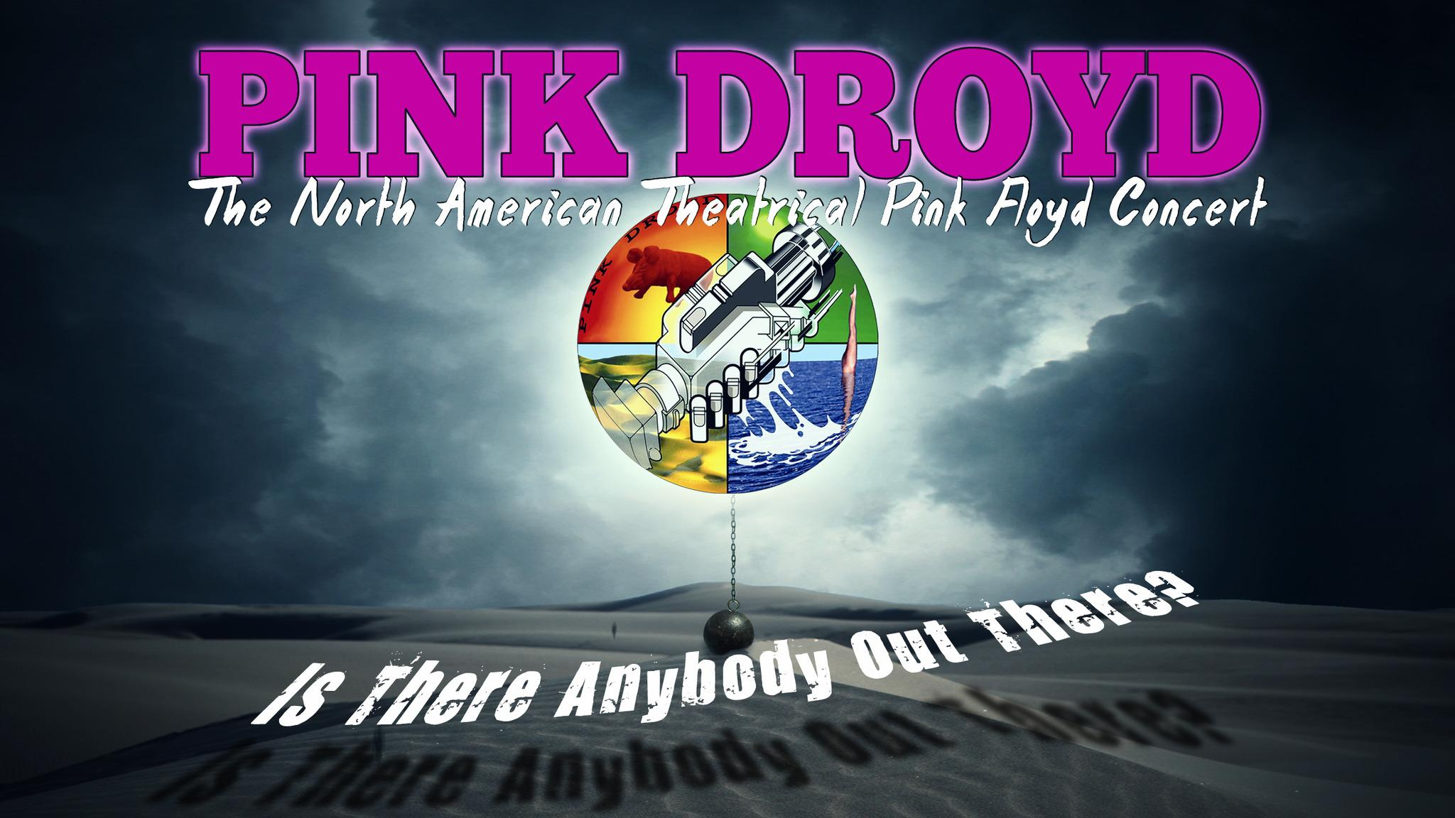 Pink Droyd performs Delicate Sound of Thunder - Louisville, KY 40202