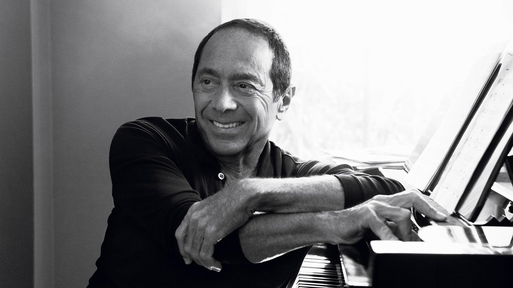 Paul Anka at McCallum Theatre