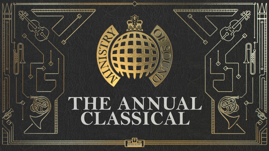 Ministry of Sound - The Annual Classical Seating Plan Liverpool Philharmonic Hall