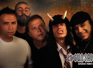 21 Gun Salute: An Explosive Tribute To AC/DC