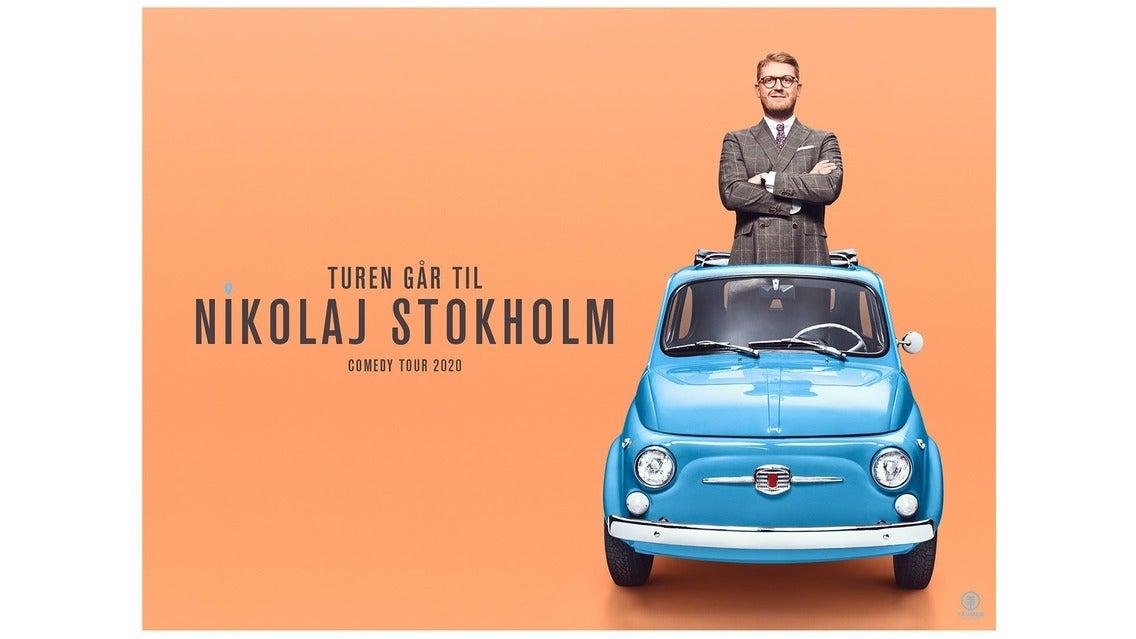 Turen Går Til Nikolaj Stokholm - VENTELISTE