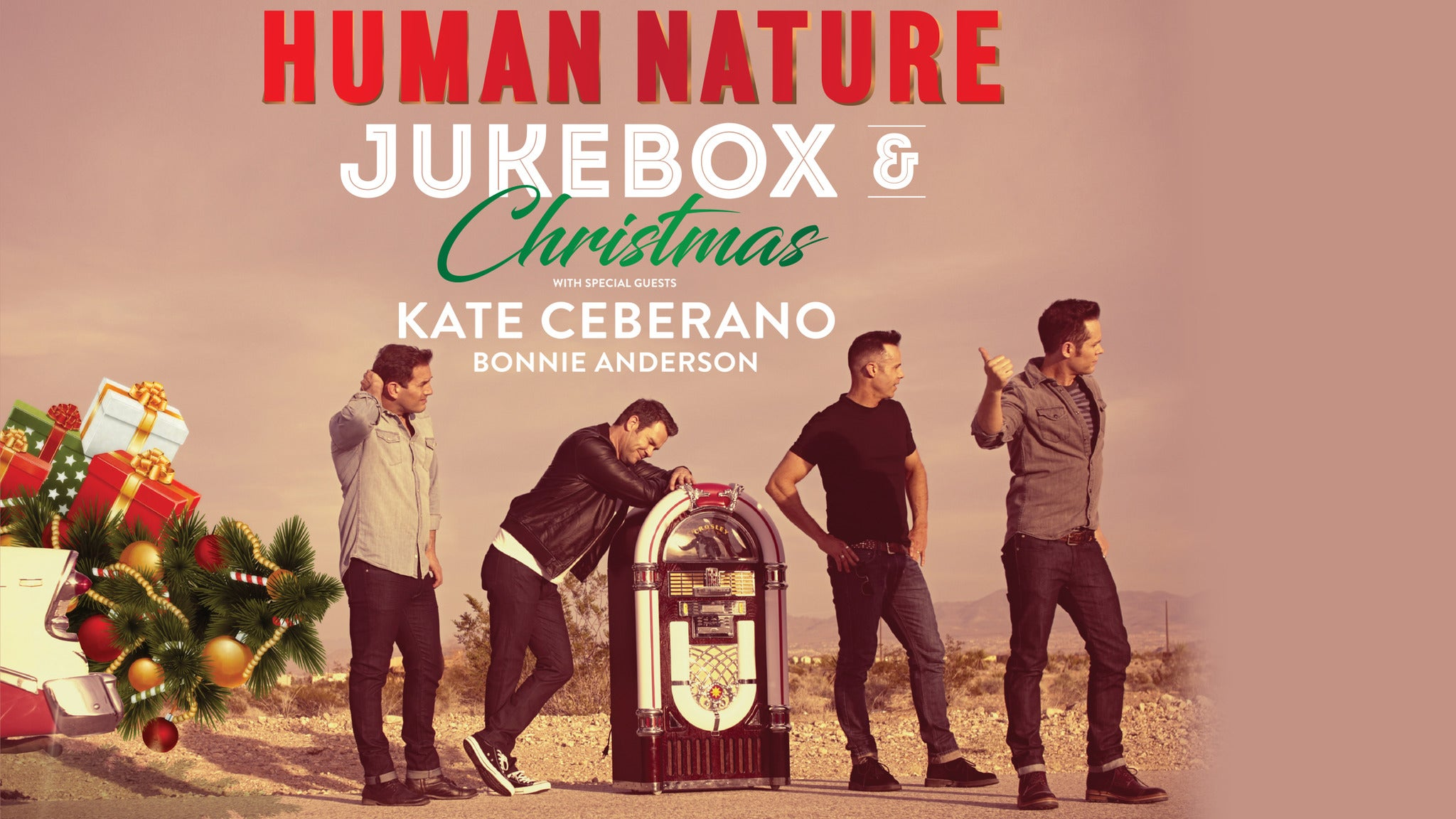 Human Nature at The Fox Theater at Foxwoods Resort Casino