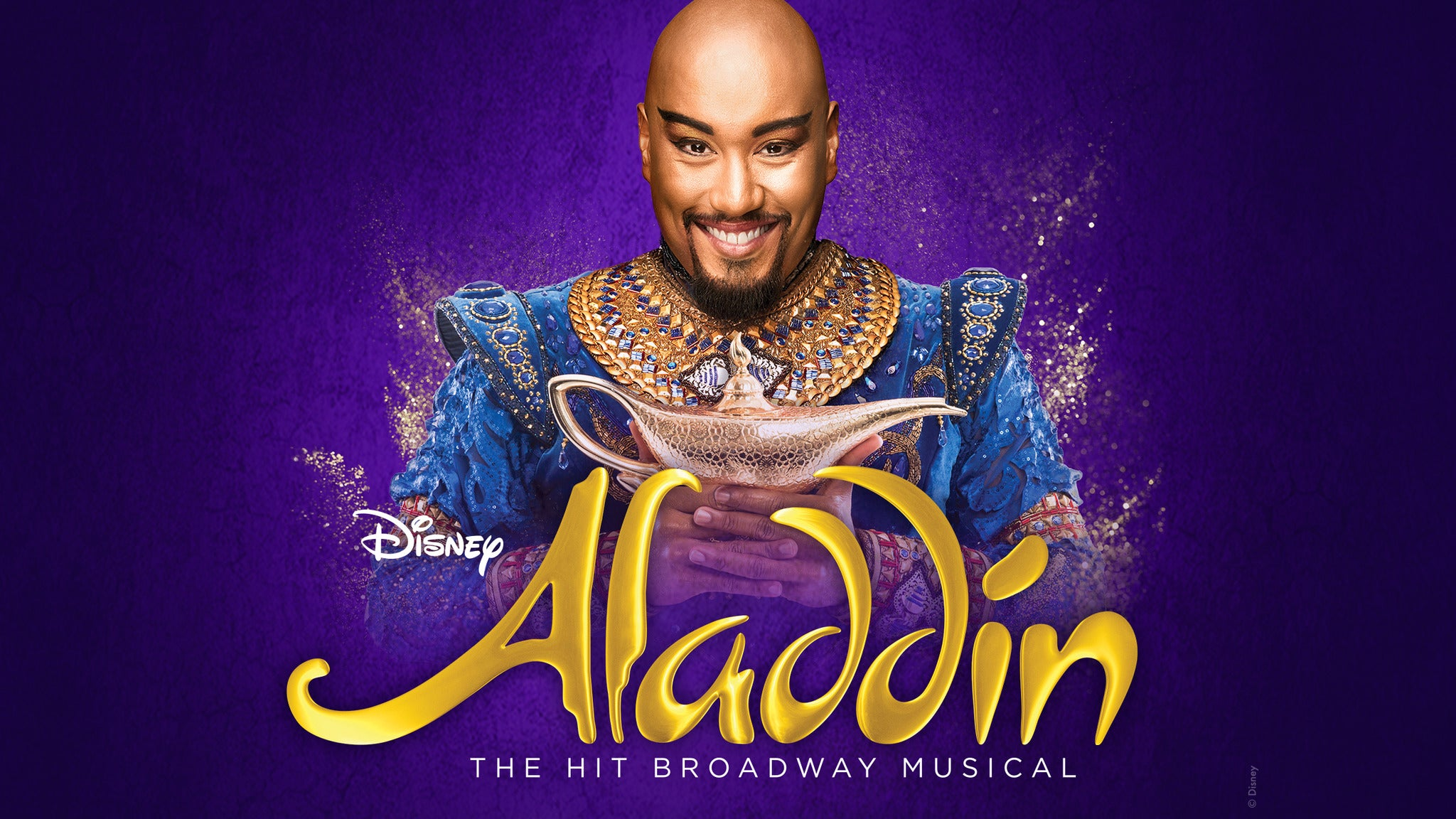 Aladdin - The Musical (New Zealand)
