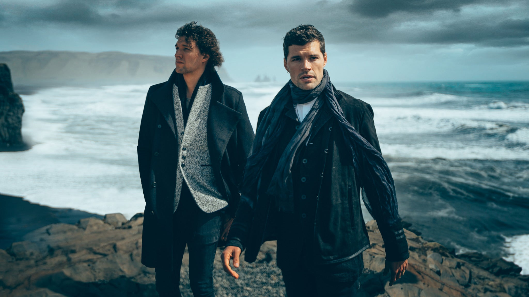 For King & Country w/ Echosmith at Sandy Amphitheatre