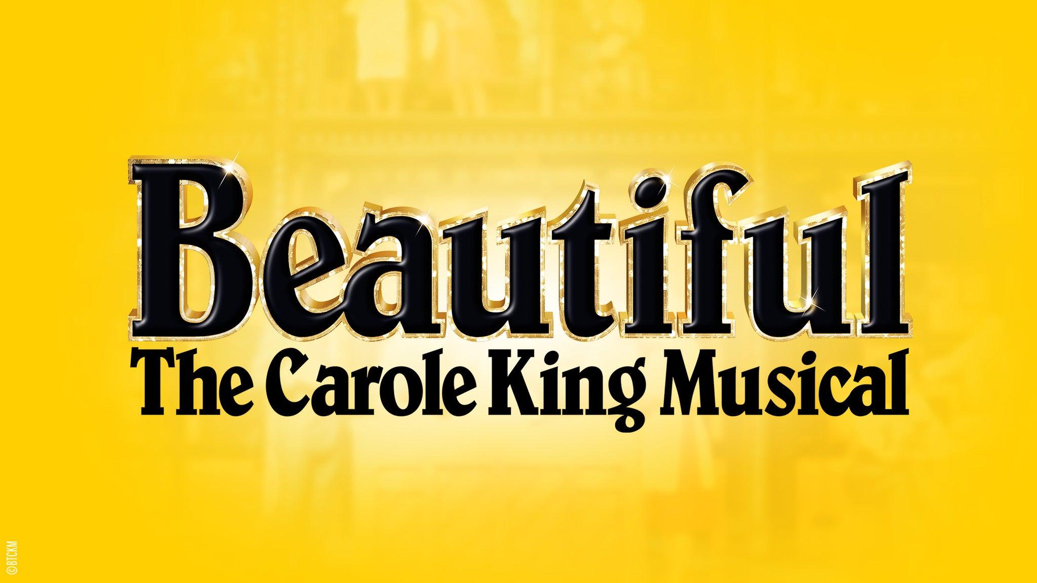 Beautiful : The Carole King Musical (Australia)