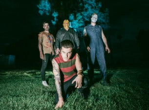 Ice Nine Kills, 2019-09-14, Cologne