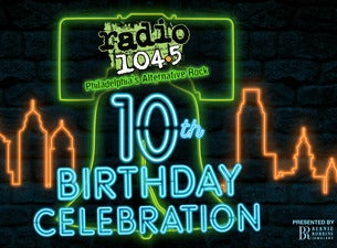 Radio 104.5's 11th Birthday Show - Day One