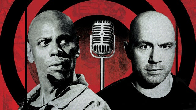 Dave Chappelle & Joe Rogan
