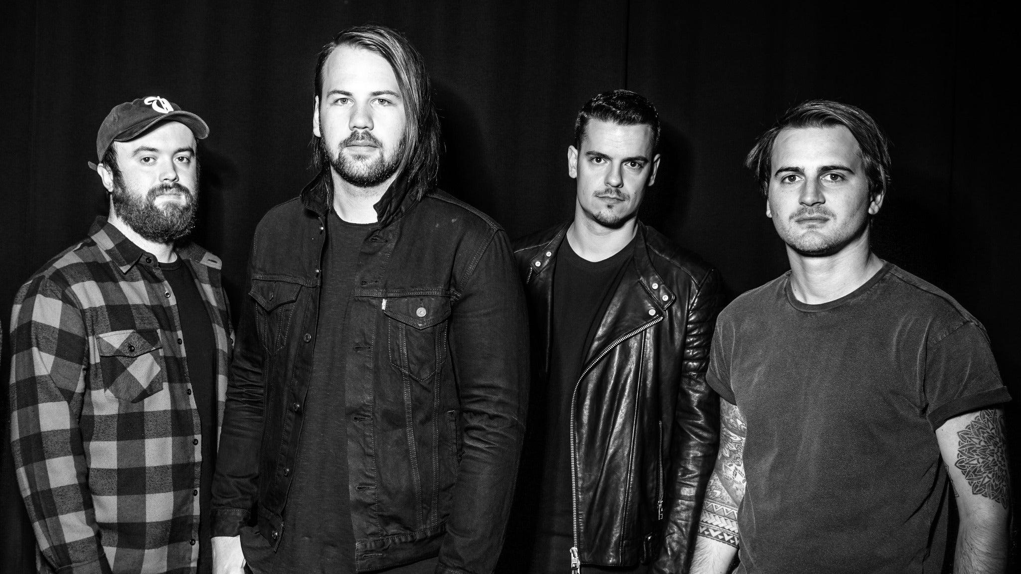 Beartooth - The Below Tour at Soma