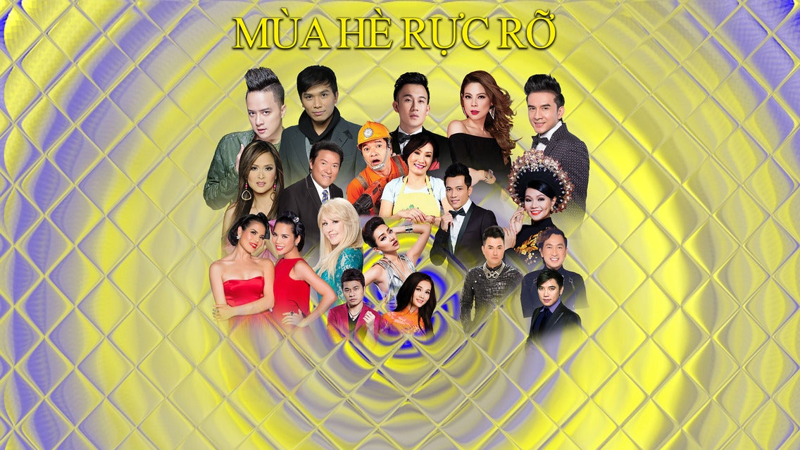 Hollywood Stars: Mua He Ruc Ro