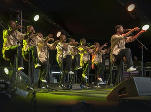 Ladysmith Black Mambazo, 2021-05-21, Лондон