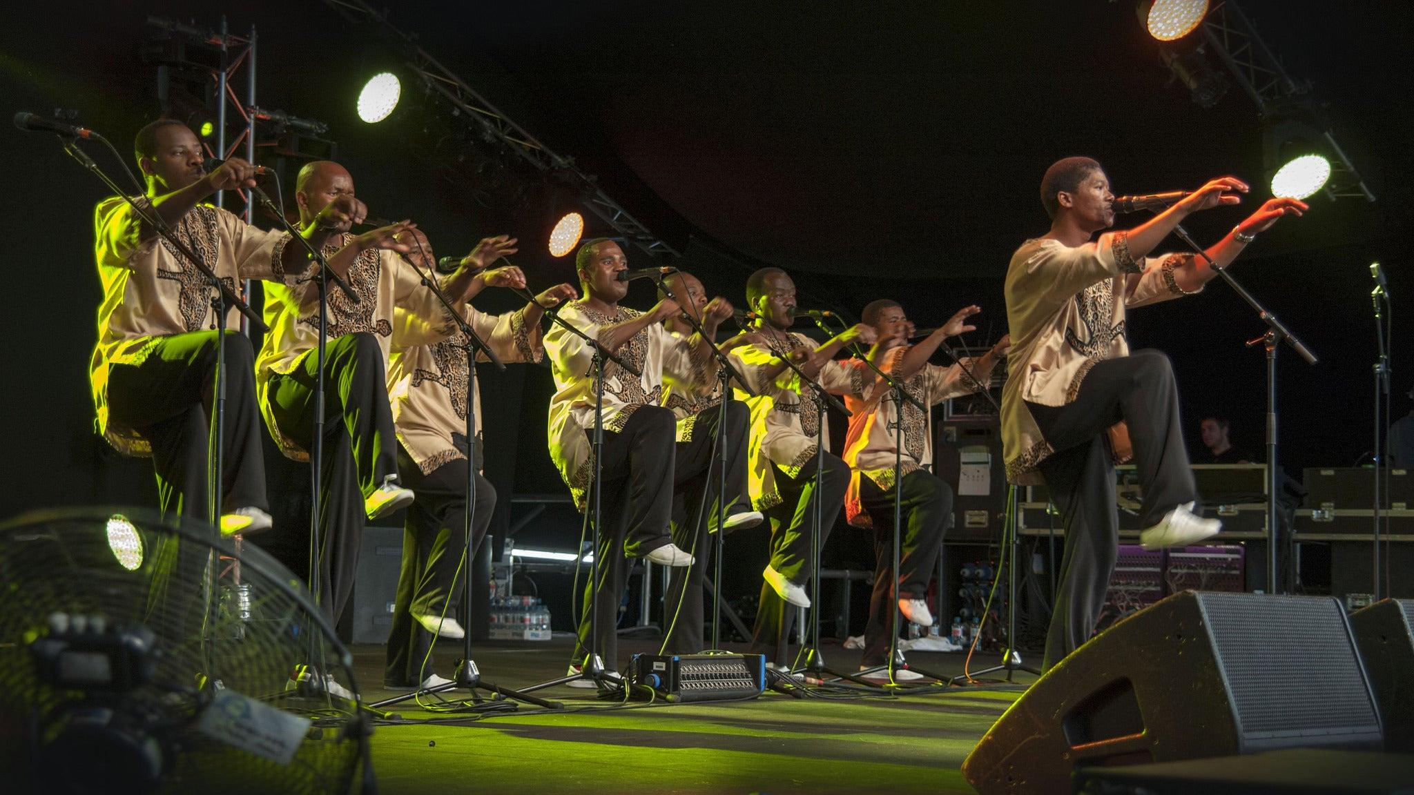 Blue Note Napa Presents Ladysmith Black Mambazo