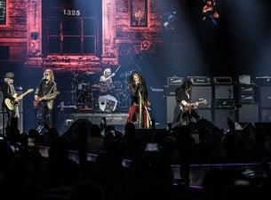 Aerosmith: European Tour 2020 Seating Plans