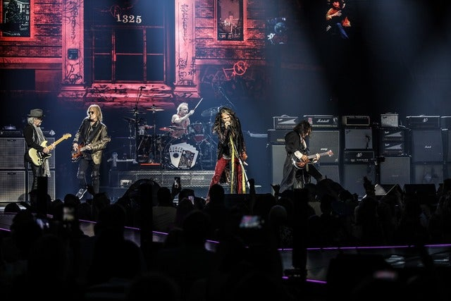 Aerosmith: European Tour 2020