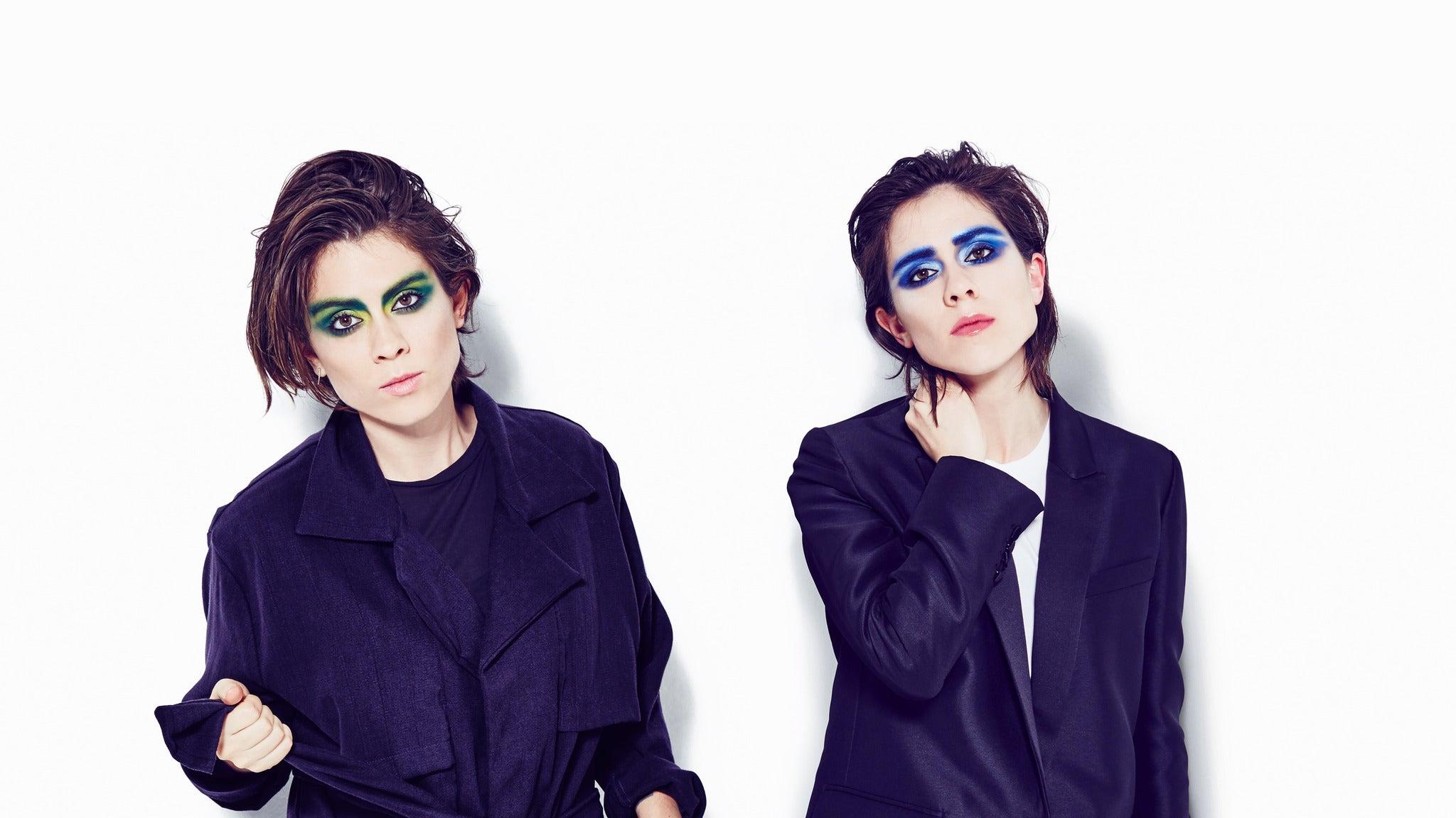 Tegan and Sara at The Tabernacle