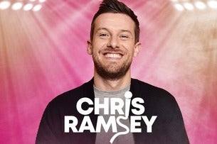 Chris Ramsey Seating Plans