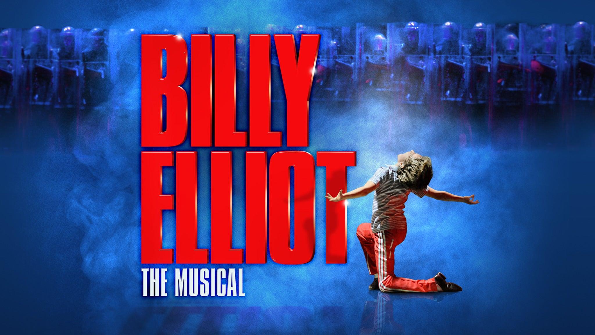 Billy Elliot Waitlist