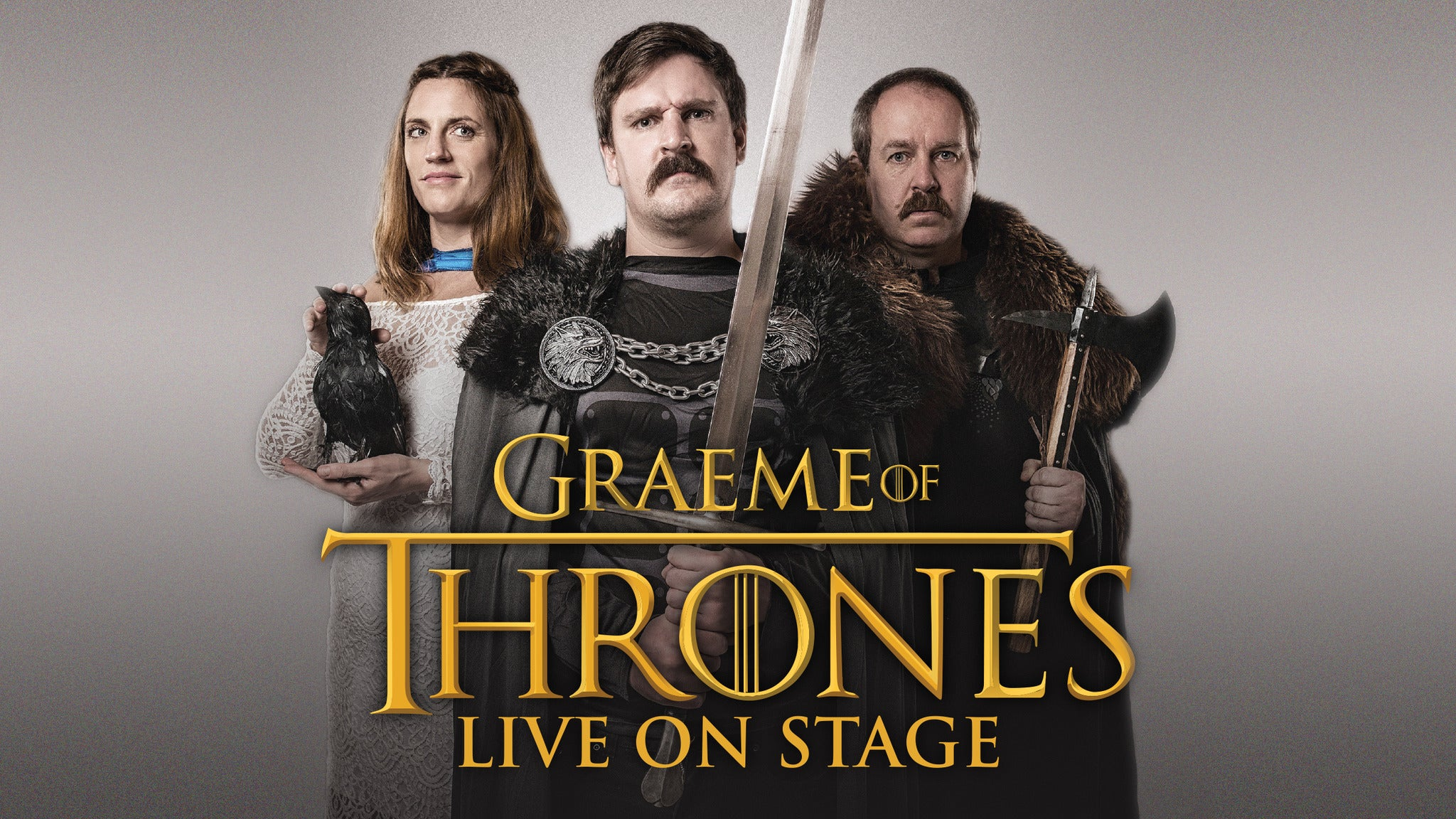 Graeme of Thrones at Broadway Playhouse at Water Tower Place