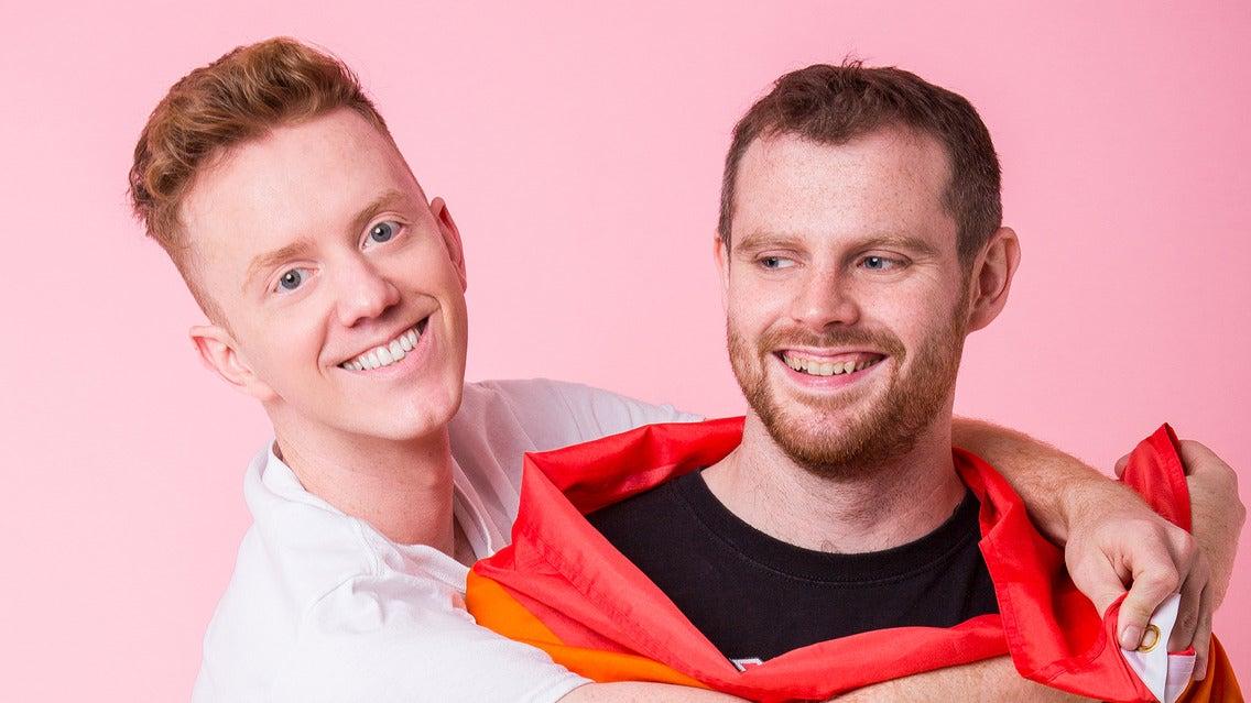 Tickets & Infos von A Gay and A Non Gay Podcast